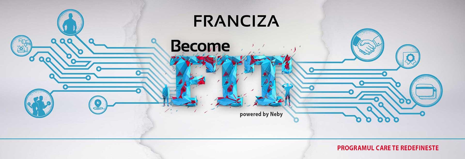 Franciza BecomeFIT